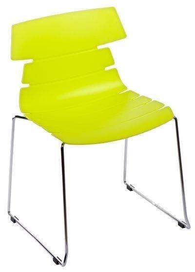 Krzesło Techno SL zielone