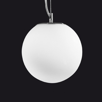 Lampa IDEAL LUX Mapa SP1 D20 Bianco