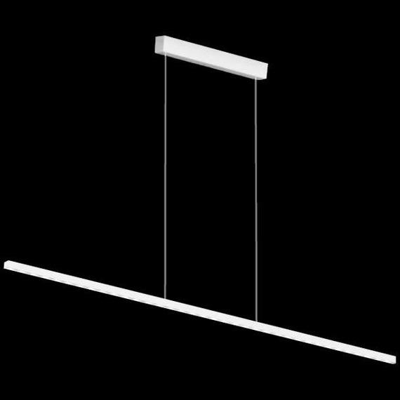 Lampa wisząca Led biała 67595 112cm