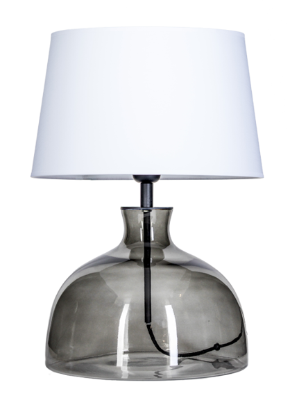 4Concepts Haga Anthracite L212174217 Lampa Stołowa
