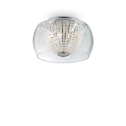 AUDI-61 PL8 133904 Lampa sufitowa Ideal Lux chrom