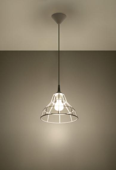 Anata biała SL.0145 Sollux Lighting Żyrandol
