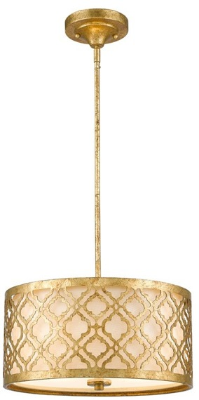 Arabella GN-ARABELLA-P-M Lampa wisząca Elstead Lighting