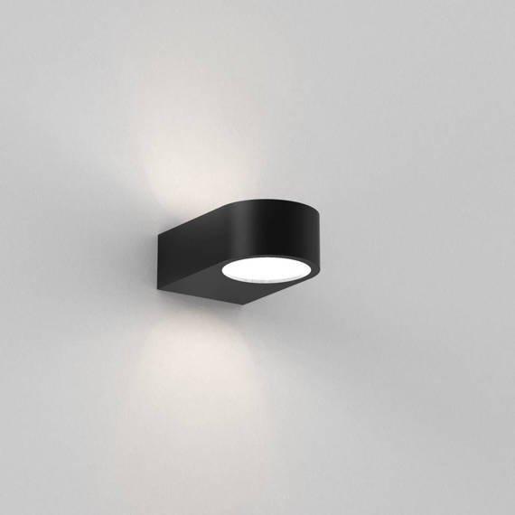 Astro Epsilon LED 1124007 Czarna Lampa Ścienna