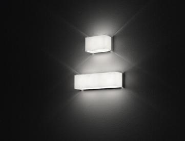 BLOCK P14 Lampa Ścienna Leucos biały