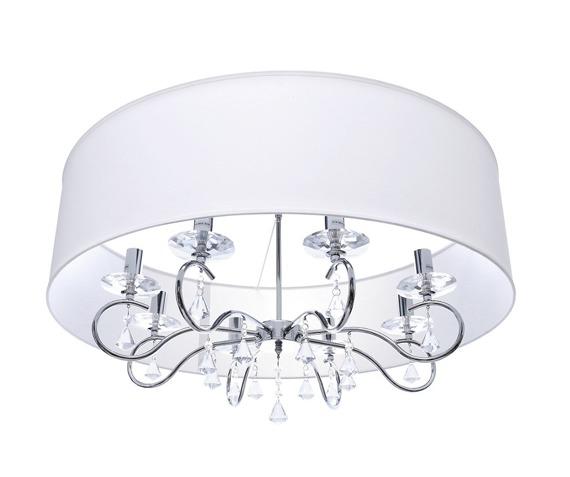 Berella Light Faroso L Plafoniera 8 x E14 40 W
