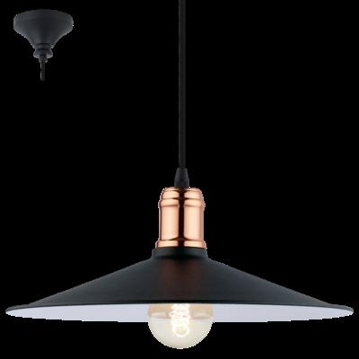 Bridport 49452 Lampa wisząca Eglo
