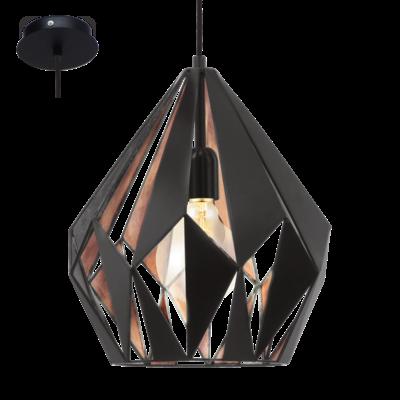 Carlton 1 49254 Lampa wisząca Eglo