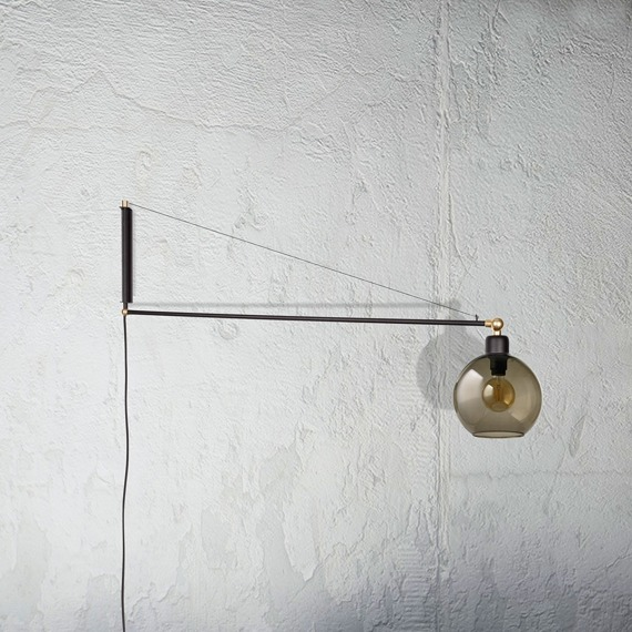 Crane Kinkiet 9374  Nowodvorski