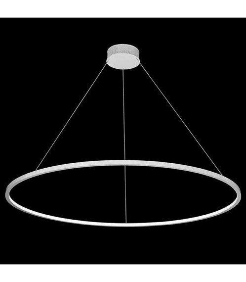 Echo LED Z 120 Lampa wisząca Ramko czarna