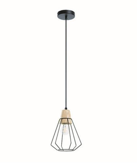 Elga 684A-G05X1A-02 Novolux Exo Lampa wisząca