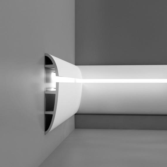 Gzyms oświetleniowy Orac Decor C374 - Antonio