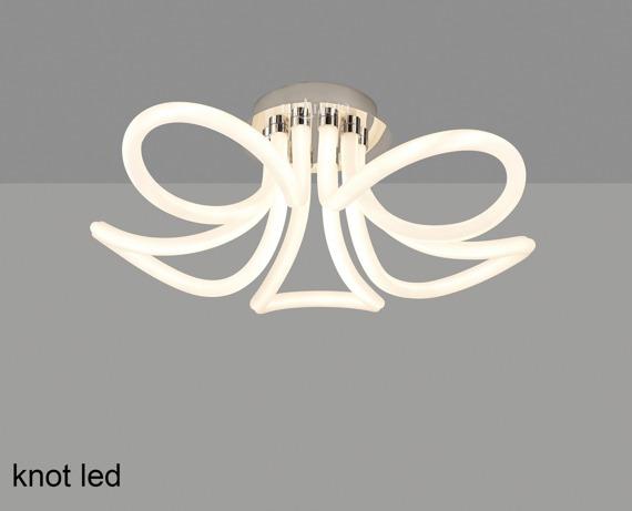 Knot 6615 Lampa sufitowa Ledowa Mantra