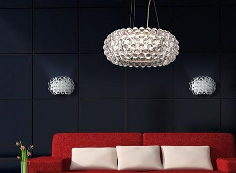 Lampa AZZARDO Acrylio V 026-400 AZ0057