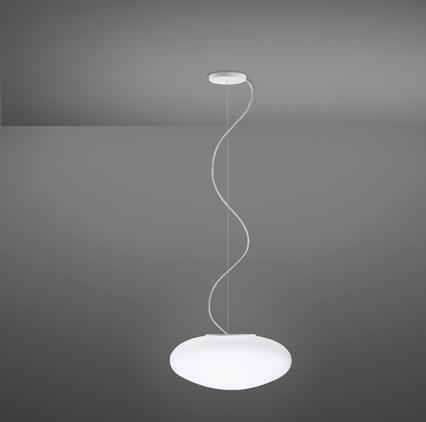Lampa Fabbian LUMI WHITE F07 A09 01