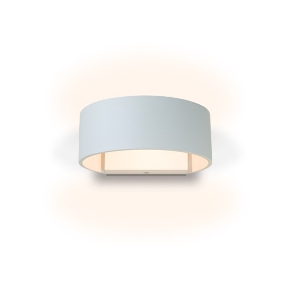 Lampa Ścienna Kemer 9003 biały BPM LED