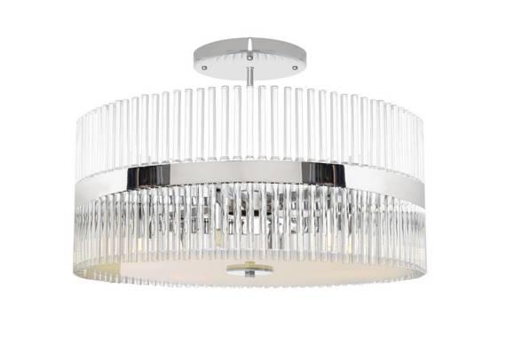 Lampa Sufitowa Berella Light Borda PL60 BL5434
