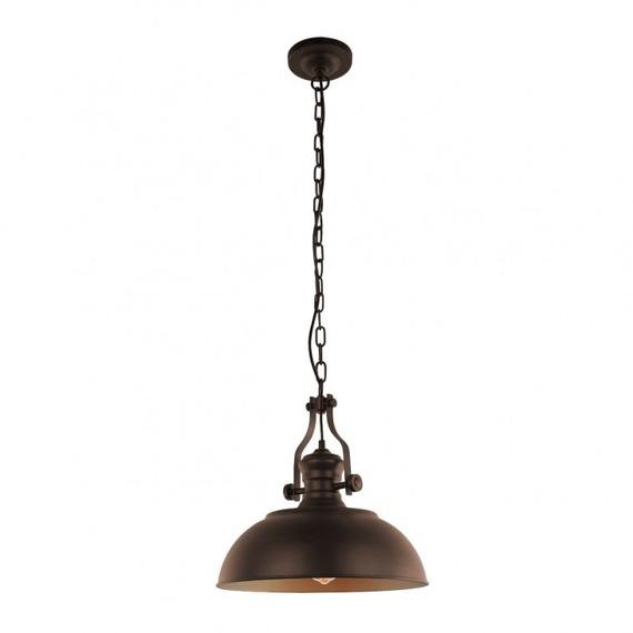 Lampa Wisząca Rosalia  MDM-2646/1 BR+GD Italux
