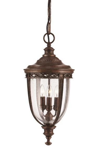 Lampa Wisząca Zewnętrzna Elstead ENGLISH BRIDLE 8 L