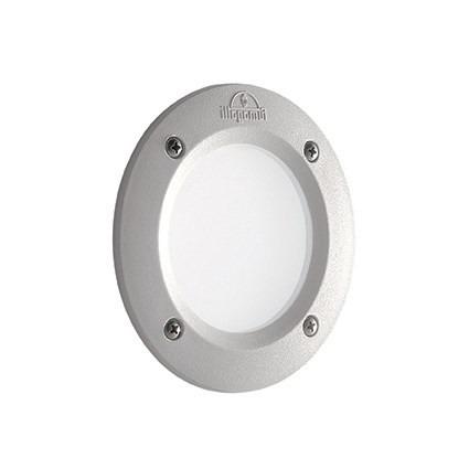 Lampa najazdowa Ideal Lux LETI FL1 Biała