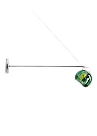 Lampa ścienna Fabbian BELUGA COLOUR D57 D03 43 green