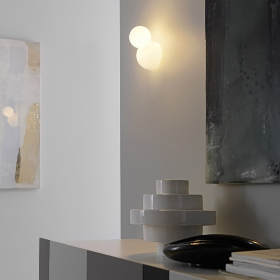 Lampa ścienna Fontana Arte Bruco 3538