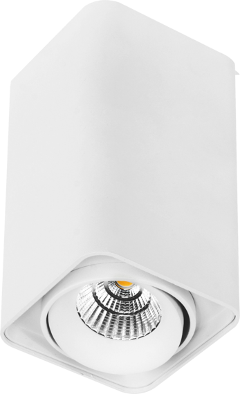 Lampa sufitowa DOBAC Batumi Longer biały