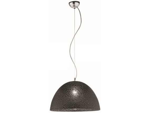Lampa wisząca Viokef KARMA czarna
