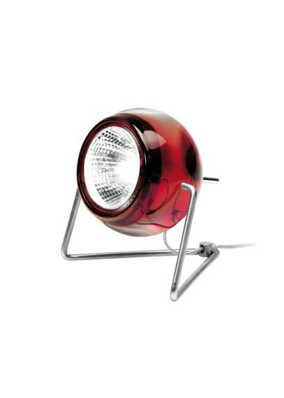Lampka Fabbian BELUGA COLOUR D57 B03 03 red