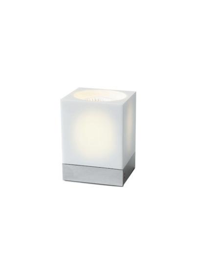 Lampka stojąca Fabbian CUBETTO WHITE D28 B03 01
