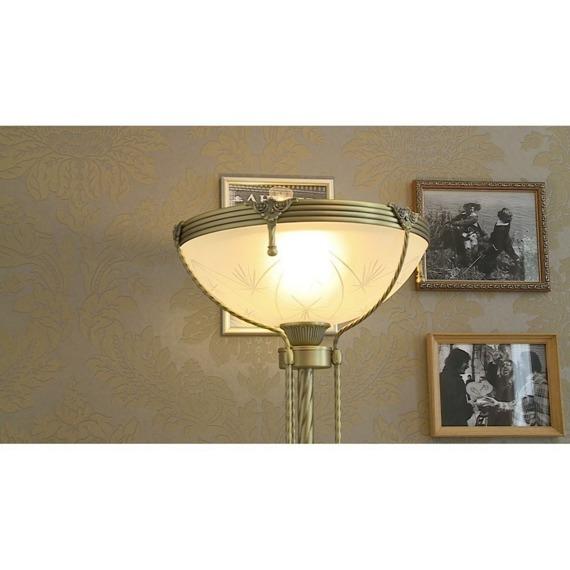 MW-Light Classic 317042501 Klasyczna Lampa podłogowa