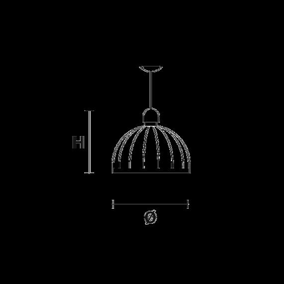 Masiero Cupolè S1 30 V91 czarna