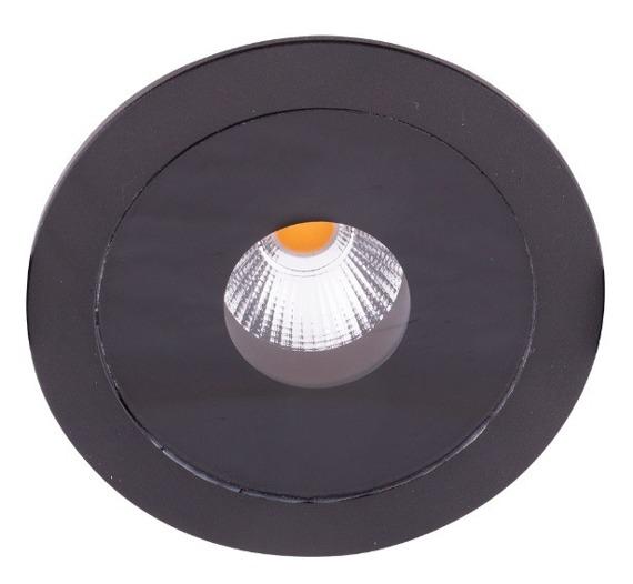 MaxLight Plazma Wpust czarny H0088