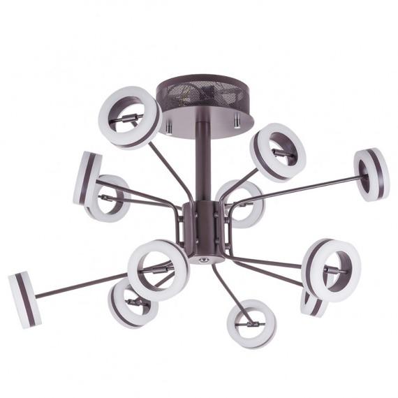 Metis AX16002-12A COFFEE Italux Lampa sufitowa