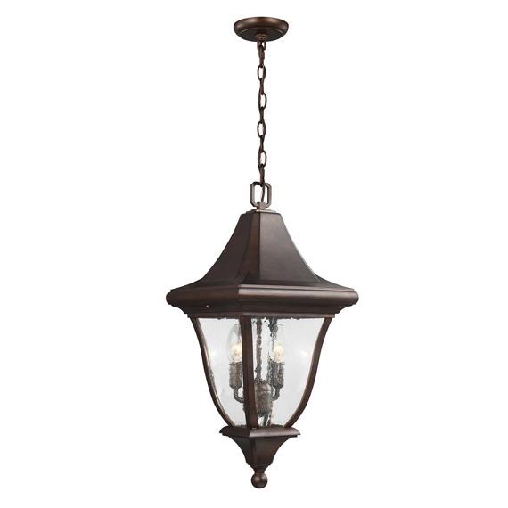 Oakmont FE/OAKMONT8/M Lampa wisząca Elstead Lighting