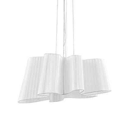 Oprawa Wisząca Smug SP1 D60 biały Ideal Lux