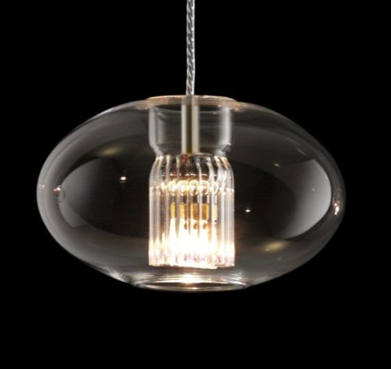 Oprawa Wisząca wpuszczana Leucos Fairy SG-INC 7,5 cm owalna