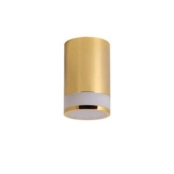 Oprawa sufitowa Dann Lux Design ANET GD DLD5258 w złotym kolorze
