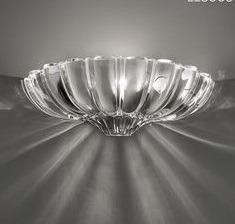 PASCALE P 40 Lampa Ścienna Leucos kryształowa