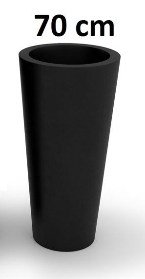 PD Concept 70 cm Donica z podwójnym dnem VenusPL-VE70-PD Czarna