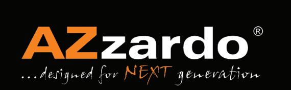 Plafon Buzz 42610-5 miedziany Azzardo