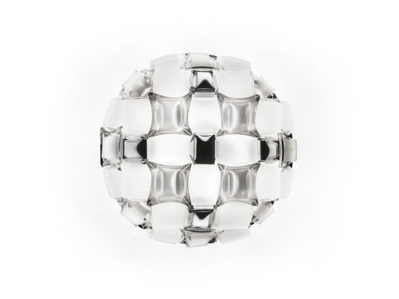 Plafoniera Slamp Mida M Platinum