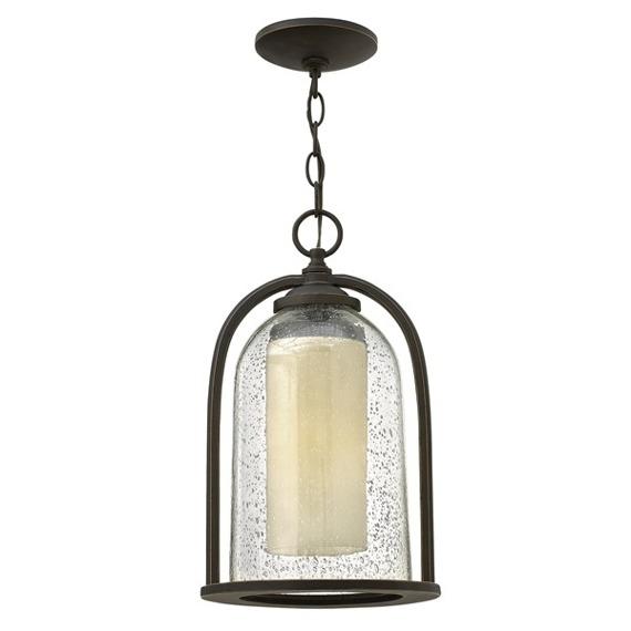 Quincy HK/QUINCY8/M Lampa wisząca Elstead Lighting