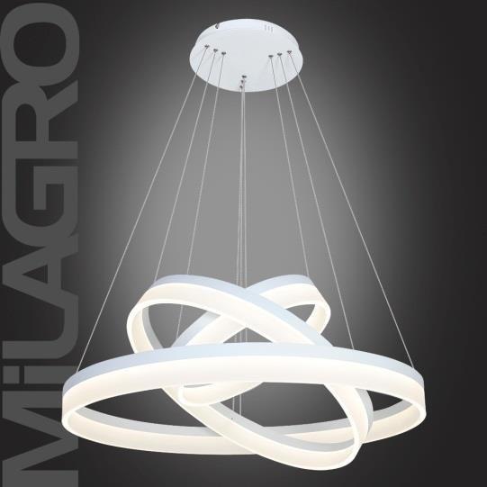 Ring 4080 Lampa wisząca Milagro z pilotem