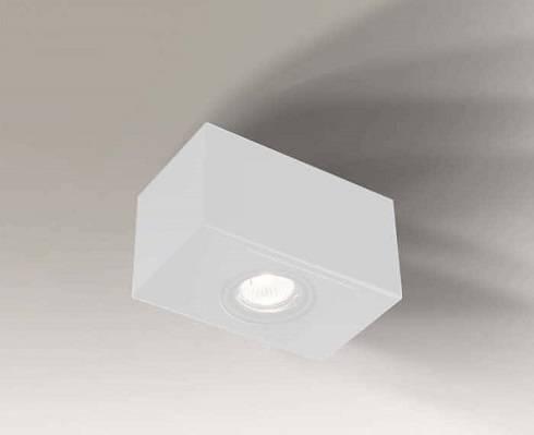 Seto H 1214 Shilo Biały Lampa sufitowa