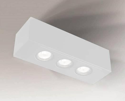 Seto H 1216 Shilo Biały Lampa sufitowa