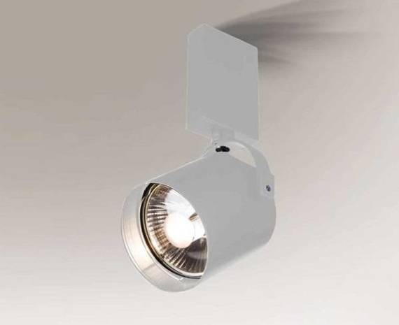 Tenri 2242 Shilo Biały Lampa sufitowa