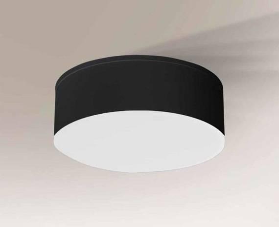 Tottori IL 1235 Shilo Czarny Lampa sufitowa