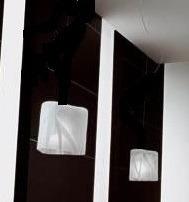 VENEZIA LP 6/238 satin/white Lampa Ścienna Sillux