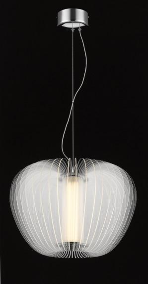 Zuma LIne Oprawa Wisząca Moderna P0361-01A-F4B1 LED 40,5 cm